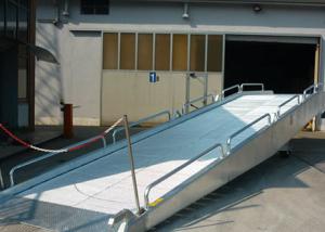 Officine cracco arzignano rampe di carico scarico for Rampe di carico per container